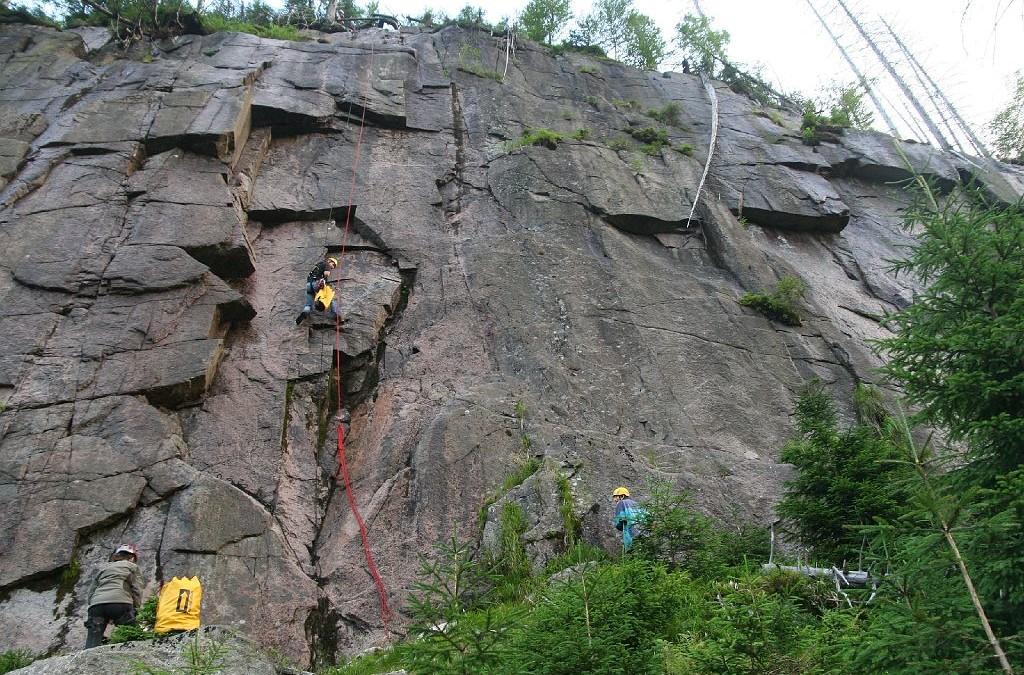 Pomáháme přírodovědcům v Krkonošském národním parku