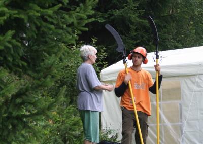 Komunikace s majitelem stromu jako jeden ze zásadních pilířů naší práce
